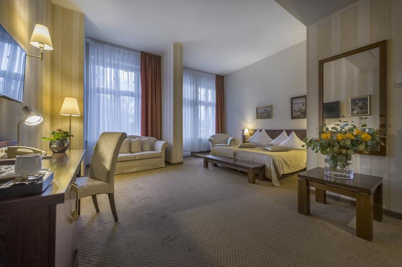 MONIKA Centrum Hotels - Hotel in the Old Town of Riga, Latvia
