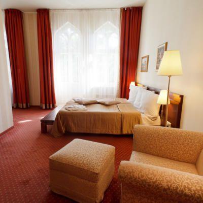 Double Room Monika Hotel