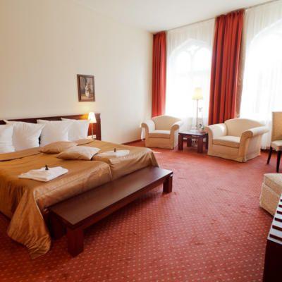 Junior Suite Monika Hotel